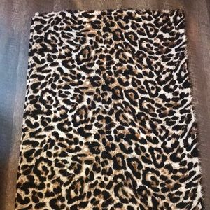 ASOS Huge Oversized Leopard Print Scarf/Wrap